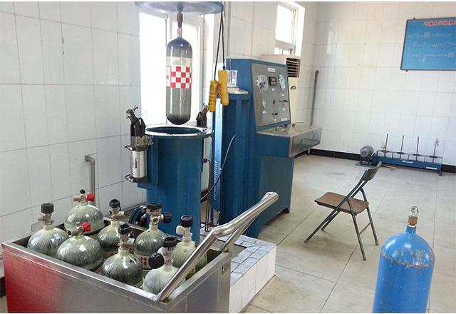 工业气瓶检测案例